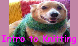 introduction to knitting
